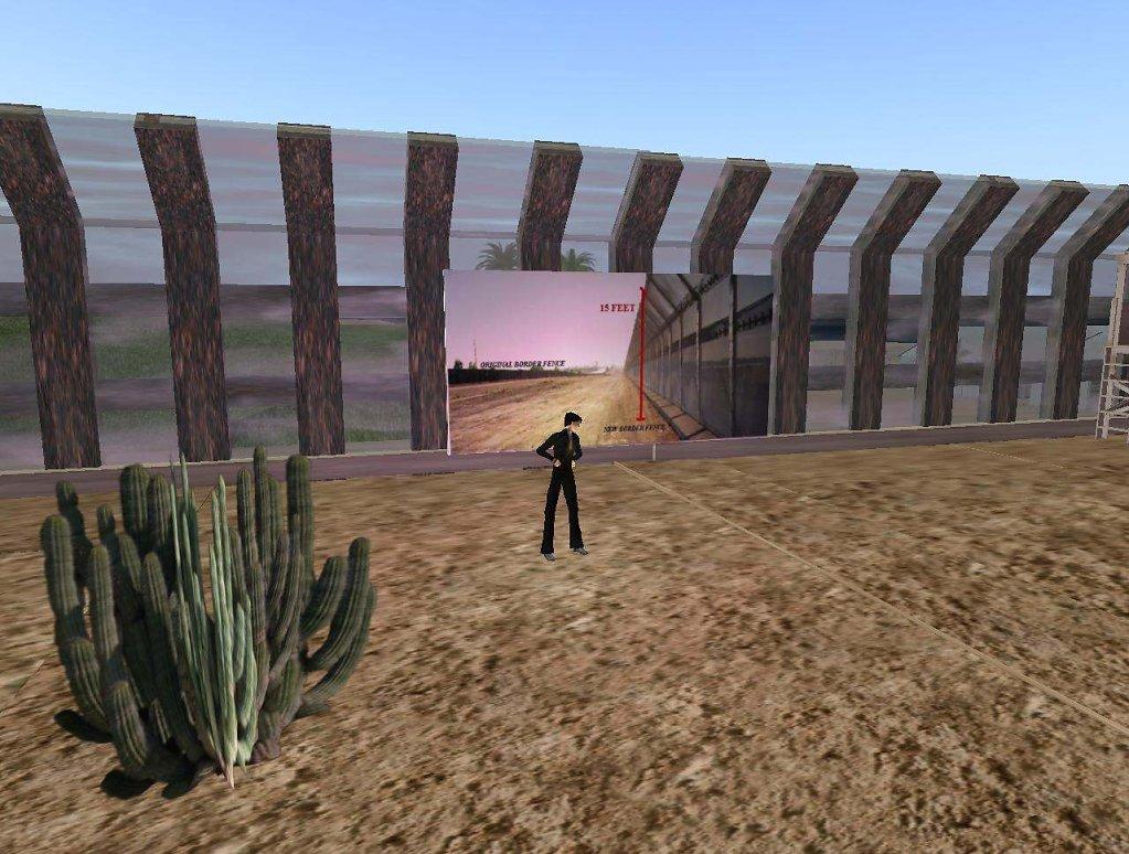 US-Mexico Wall