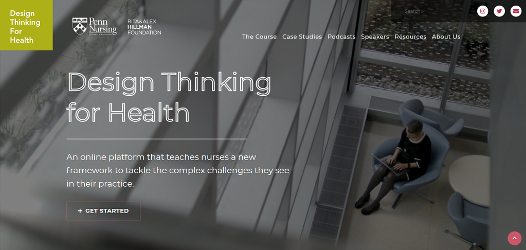 Design Thinking for Health